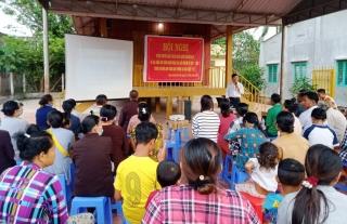 Huyện Dương Minh Châu tăng cường công tác tuyên truyền, vận động trong các tín đồ tôn giáo