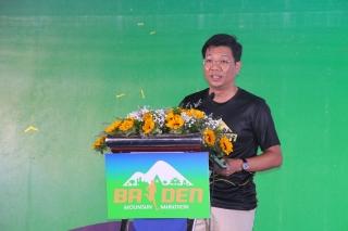 Khai mạc giải chạy BaDen Mountain Marathon 2021