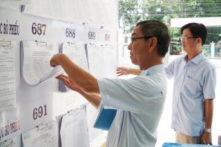 Giám sát, kiểm tra công tác bầu cử tại TP. Tây Ninh: Thành phố đã có phần mềm tra cứu thông tin cử tri