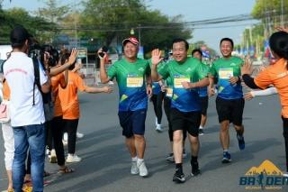 Giải chạy BaDen Mountain Marathon 2021: Nhiều ấn tượng đẹp