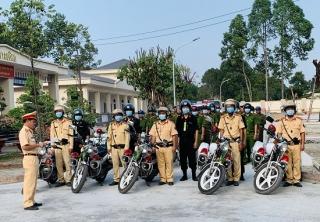 Cảnh sát giao thông: Góp phần phòng, chống ma tuý