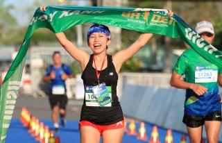 Giải chạy BaDen Mountain Marathon 2021: Ấn tượng những cung bậc cảm xúc