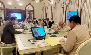 Thủ tướng Thái bị phạt tiền vì không đeo khẩu trang