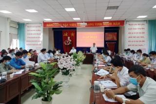 Huyện Dương Minh Châu tổ chức gặp mặt ứng cử viên đại biểu HĐND huyện nhiệm kỳ 2021 - 2026