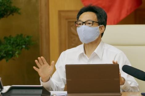 Ban Chỉ đạo quốc gia yêu cầu sẵn sàng đáp ứng tình huống dịch bùng phát