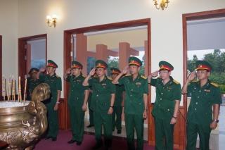 Sư đoàn 5: Tổ chức nhiều hoạt động chào mừng ngày giải phóng miền Nam