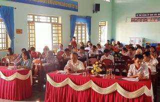 Huyện Dương Minh Châu: Chuẩn bị chu đáo các bước cho công tác bầu cử