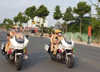 2 ngày đầu nghỉ lễ trật tự an toàn giao thông được duy trì ổn định