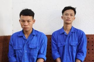 Công an huyện Gò Dầu bắt 3 đối tượng tàng trữ trái phép chất ma túy