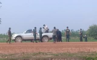 Ngăn chặn kịp thời 6 người Trung Quốc có ý định nhập cảnh trái phép
