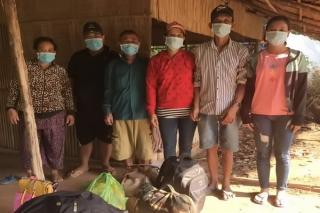 Đồn Biên phòng Tân Phú: Bắt giữ 6 người nhập cảnh trái phép vào Việt Nam