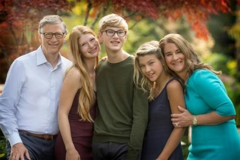 Tỷ phú Bill Gates ly hôn