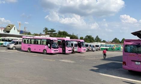 Tạm dừng hoạt động vận tải hành khách đi/đến xã Đạo Lý, huyện Lý Nhân, tỉnh Hà Nam và tỉnh Vĩnh Phúc