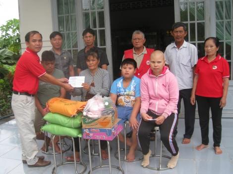 Tân Biên: Một gia đình nghèo, có 4 người mang trọng bệnh cần được giúp đỡ