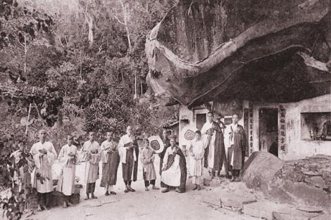 Lập chùa buổi đầu ở Tây Ninh
