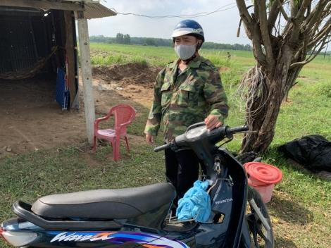 Đồn BP Tân Hà: Phát hiện, bắt giữ đối tượng nhập cảnh trái phép