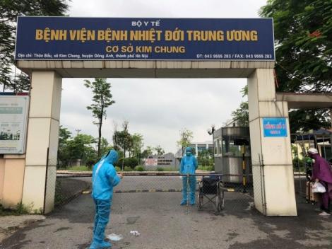 Sáng 9/5, Hà Nội thông báo 5 ca nhiễm Covid-19 mới