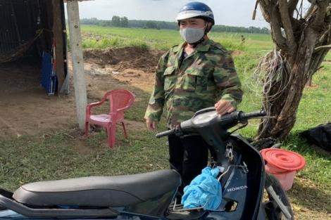Đồn Biên phòng Tân Hà: Phát hiện, bắt giữ đối tượng nhập cảnh trái phép