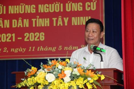 Quyết tâm hiện thực hoá việc xây dựng, mở rộng các tuyến đường kết nối với TP. Hồ Chí Minh và các tỉnh trong vùng