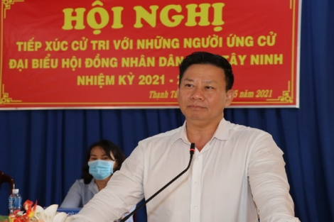 Cần lắm sự hiến kế, đồng lòng của người dân để Tây Ninh đi lên