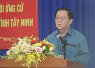 Tiếp xúc cử tri các xã Đôn Thuận, Hưng Thuận và phường Lộc Hưng