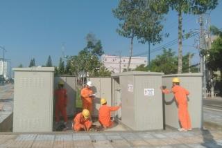 Điện lực Tây Ninh: Bảo đảm cung cấp điện phục vụ bầu cử