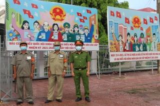 Công an Tây Ninh: Bảo đảm an toàn tuyệt đối cho cuộc bầu cử