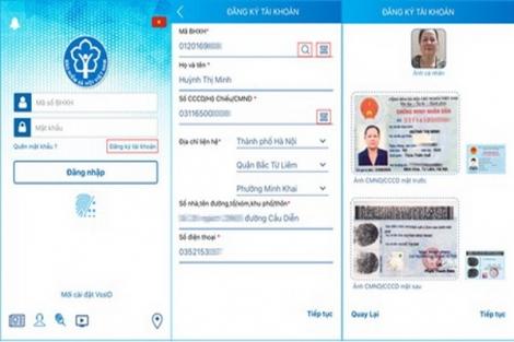 Ứng dụng VssID bổ sung các tính năng mới
