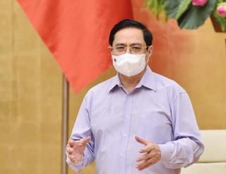 """Thủ tướng Phạm Minh Chính: Kêu gọi toàn dân """"Chống dịch như chống giặc"""""""