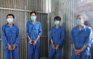 Triệt phá nhóm đối tượng trộm cắp trên địa bàn thành phố Tây Ninh