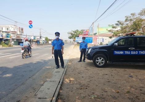 Đẩy mạnh thực hiện các biện pháp phòng, chống dịch Covid-19 trong hoạt động vận tải hành khách Tây Ninh - Long An