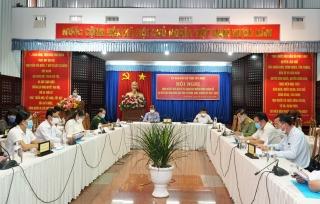 Tây Ninh: Công bố kết quả bầu cử đại biểu Hội đồng nhân dân tỉnh, nhiệm kỳ 2021-2026