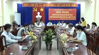 Các địa phương công bố kết quả bầu cử đại biểu Hội đồng nhân dân cấp huyện