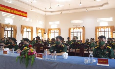 Trung đoàn 5, Sư đoàn 5: Họp mặt kỷ niệm 56 năm ngày truyền thống