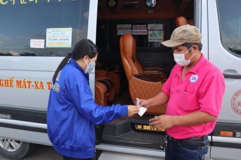 Đồng Phước Tây Ninh: Tạm ngưng 4 tuyến liên tỉnh kể từ 00 giờ ngày 3.6