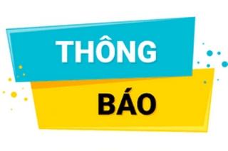 Công ty Điện lực Tây Ninh trân trọng thông báo