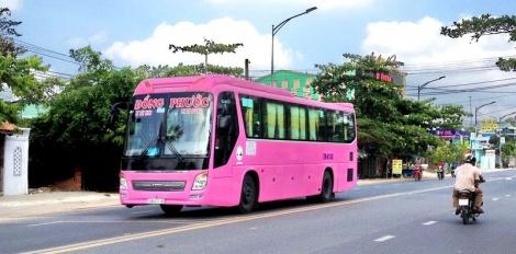 Tạm ngưng hoạt động tuyến xe Tân Hà - Mỏ Cày Nam (tỉnh Bến Tre)