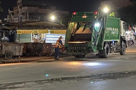 Đẩy mạnh công tác tuyên truyền thu gom xử lý rác thải sinh hoạt