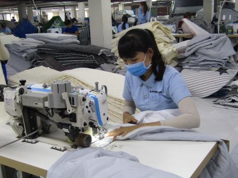 Tháng 5: Chỉ số sản xuất công nghiệp tăng chưa đến 1%