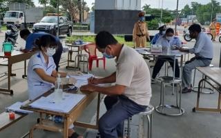 Tây Ninh: Rà roát, tổ chức đưa về cách ly những người liên quan đến các địa điểm có yếu tố dịch tễ từ các địa phương khác về