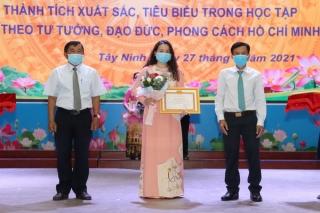 Tây Ninh: Gắn việc thực hiện Chỉ thị 05 với việc thực hiện nhiệm vụ chính trị, các phong trào thi đua yêu nước