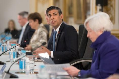 G7 và thỏa thuận thuế lịch sử