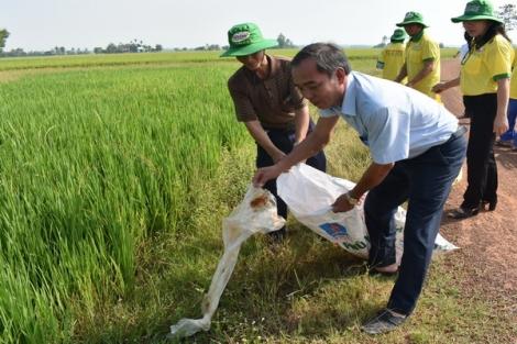 Huyện Dương Minh Châu: Nâng cao hiệu quả công tác thu gom, xử lý rác thải