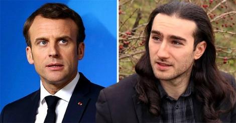 'Kiếm sĩ' tát Tổng thống Pháp Macron bị tuyên phạt 4 tháng tù