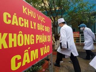 Thêm 68 ca Covid-19, tổng số ca nhiễm tại Việt Nam vượt 10.000