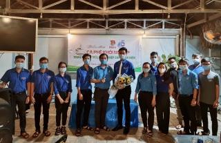 """Hoà Thành: Tổ chức tập huấn kỹ năng cho đoàn viên, thanh niên và chương trình """"Cà phê khởi nghiệp"""""""