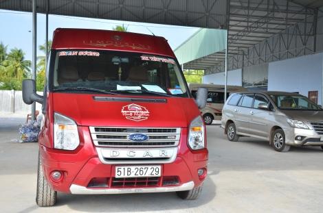 Điều chỉnh hoạt động tuyến vận tải khách Bến xe Huệ Nghĩa (Tây Ninh) – Bến xe An Sương (TP. Hồ Chí Minh)