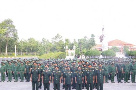 Trung đoàn 5, Sư đoàn 5: Dâng hương tại Nhà tưởng niệm Chủ tịch Hồ Chí Minh