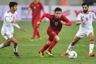 """HLV Park Hang-seo chọn """"cánh chim lạ"""" cho trận gặp UAE"""