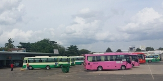 Tạm dừng hoạt động vận tải hành khách từ Tây Ninh đi Tiền Giang